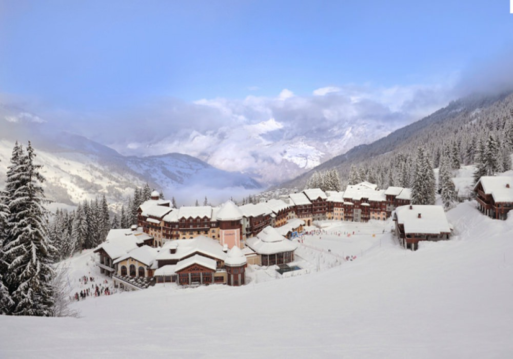 Skiing in Valmorel France - 7 Nights