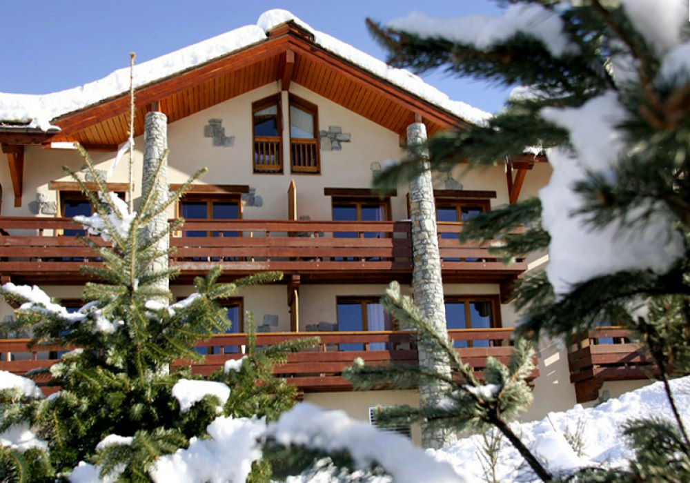 Skiiing in Peisey Vallandry France - 7 Nights