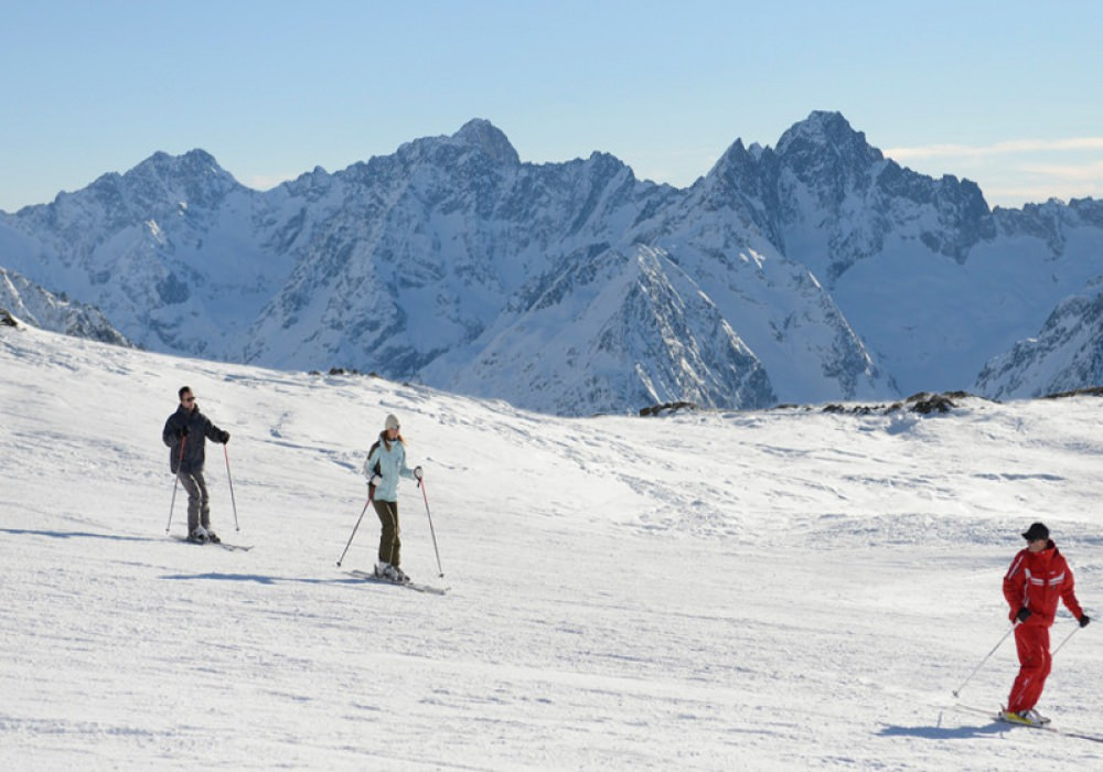 Skiing in Arcs Extreme France - 7 Nights
