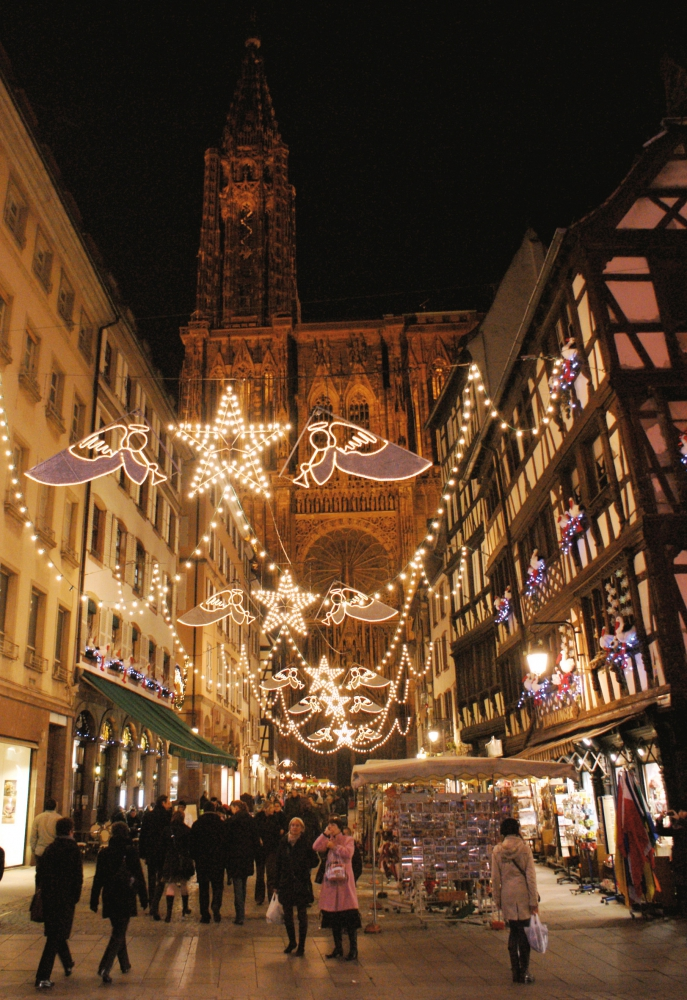 Rhine Holiday Christmas Markets- 8 Days - Basel & Cologne