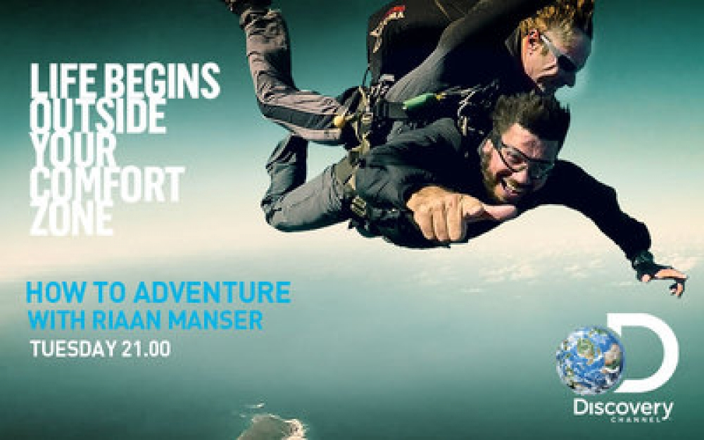 How To Adventure - Discovery Channel - Garden Route