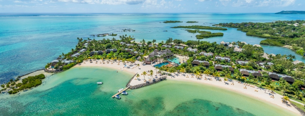 Four Seasons Resort - Mauritius at Anahita - 7 Nights