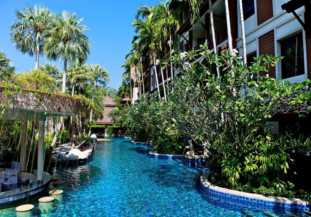 4* Kata Palm Resort and Spa - Phuket  - 7 Nights